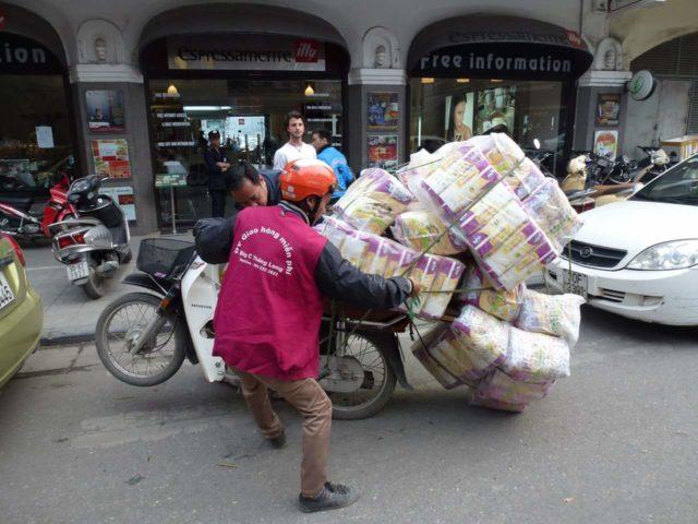Vietnam doet raar